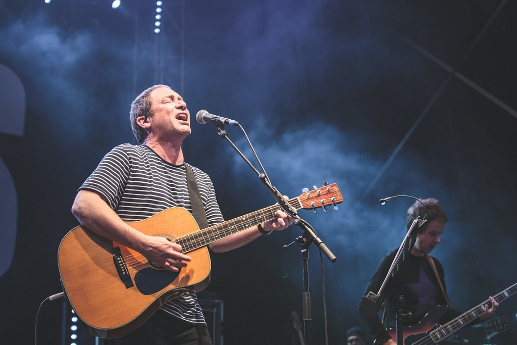 Ocean Colour Scene @ Millennium Square, Jul 2016