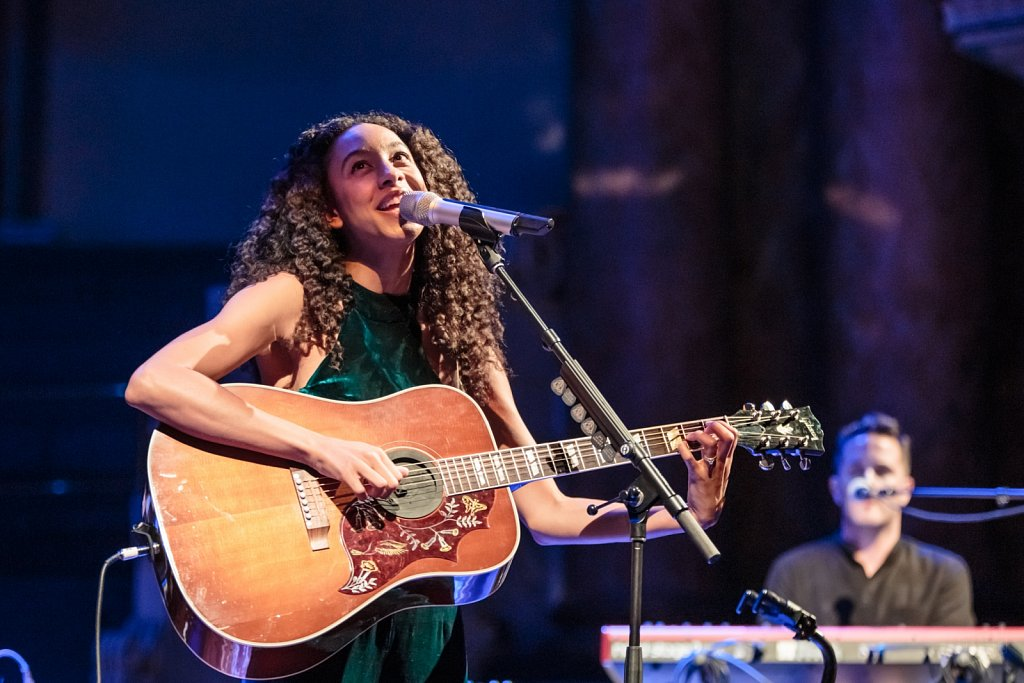 Corinne Bailey Rae @ Leeds Town Hall, Oct 2016