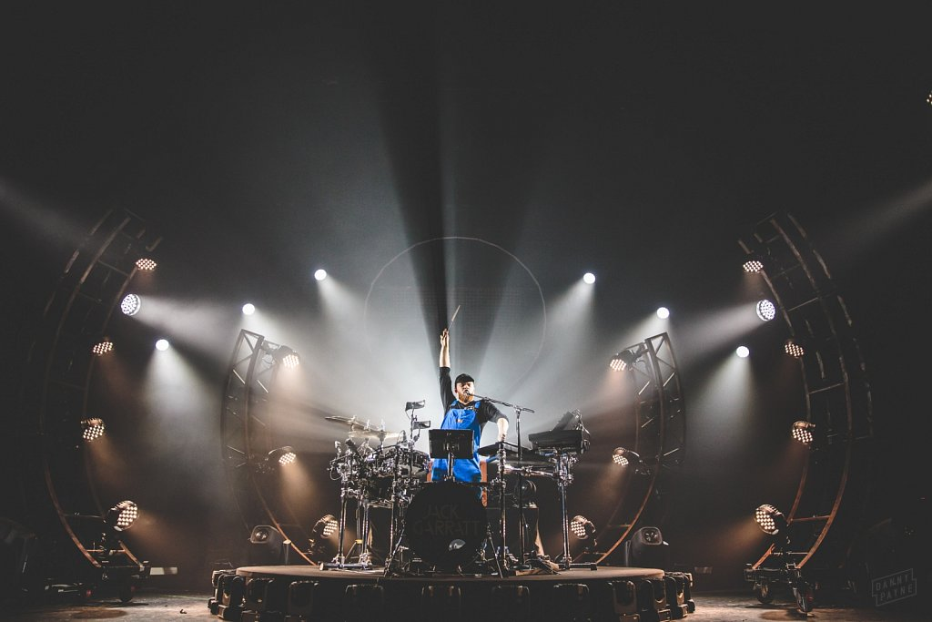 Jack Garratt @ Manchester Apollo, Nov 2016
