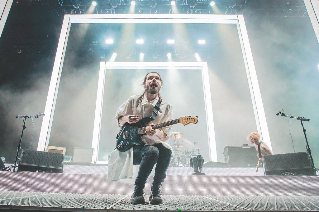 Biffy Clyro @ Leeds Arena, Dec 2016