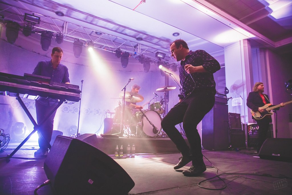 Future Islands @ Leeds Refectory, Apr 2017