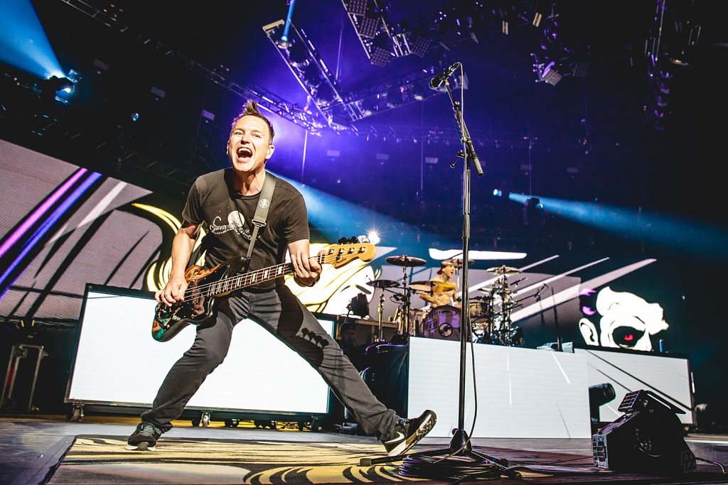 Blink-182 @ Leeds Arena, Jul 2017