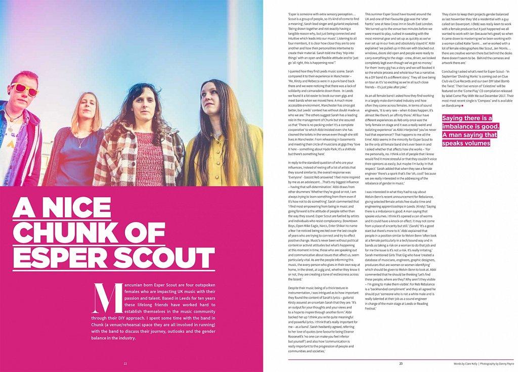 Esper Scout // Wide Magazine