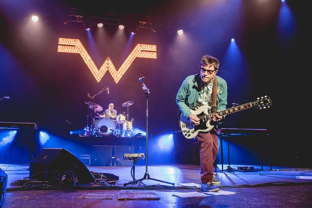 Weezer @ Manchester Apollo, Oct 2017
