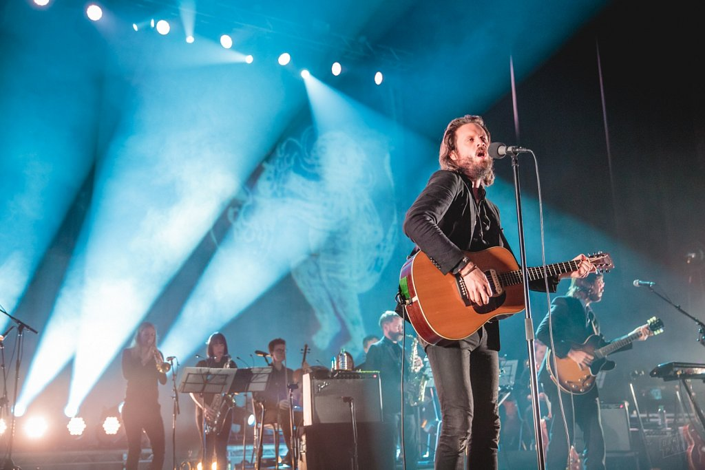 Father John Misty @ Manchester Apollo, Nov 2017