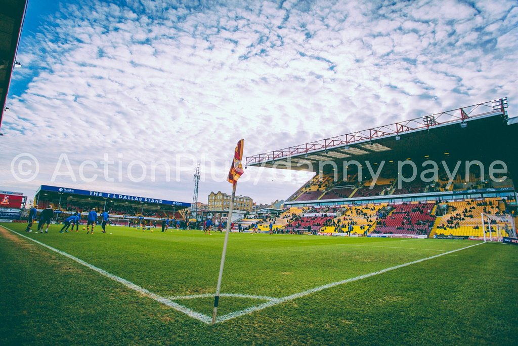 Bradford City v Plymouth Argyle, Nov 2017