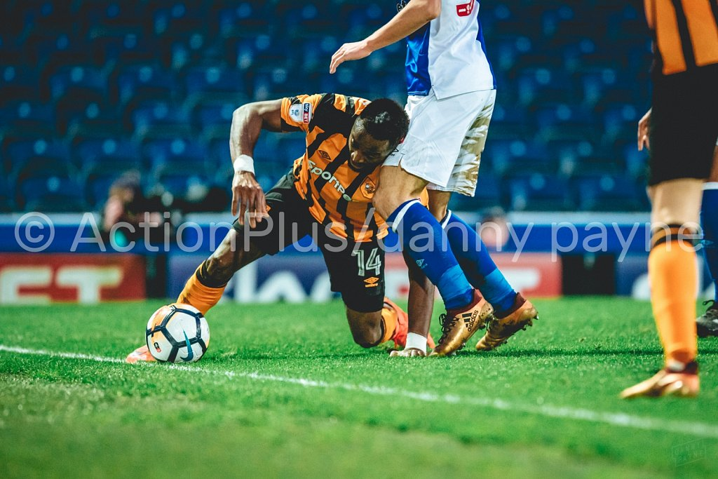 Blackburn Rovers v Hull City
