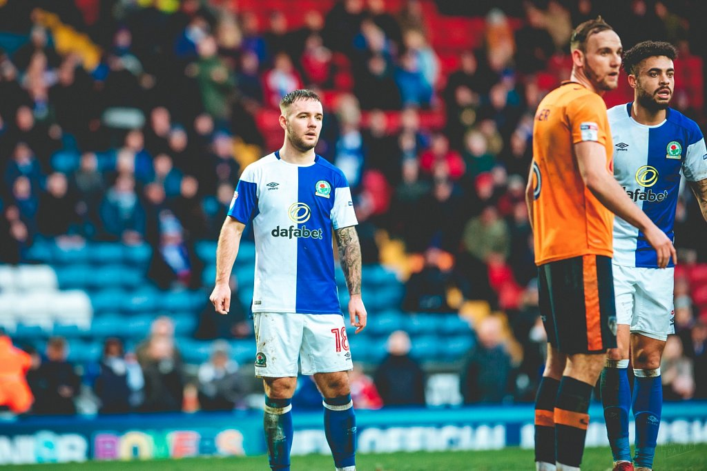 Blackburn Rovers v Oldham Athletic