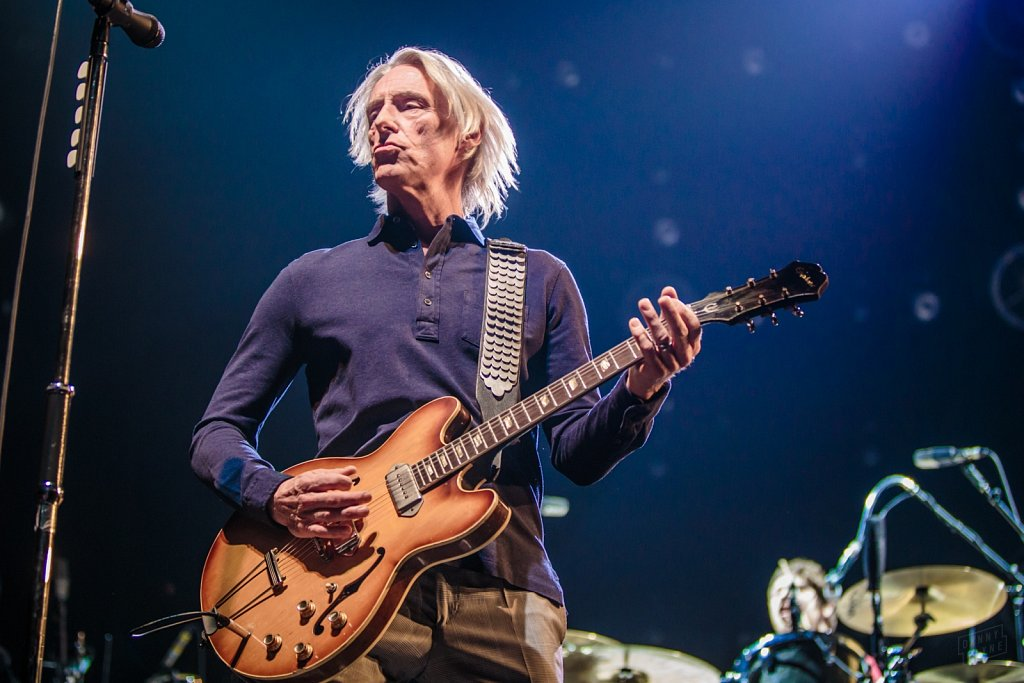 Paul Weller @ Leeds Arena, Feb 2018
