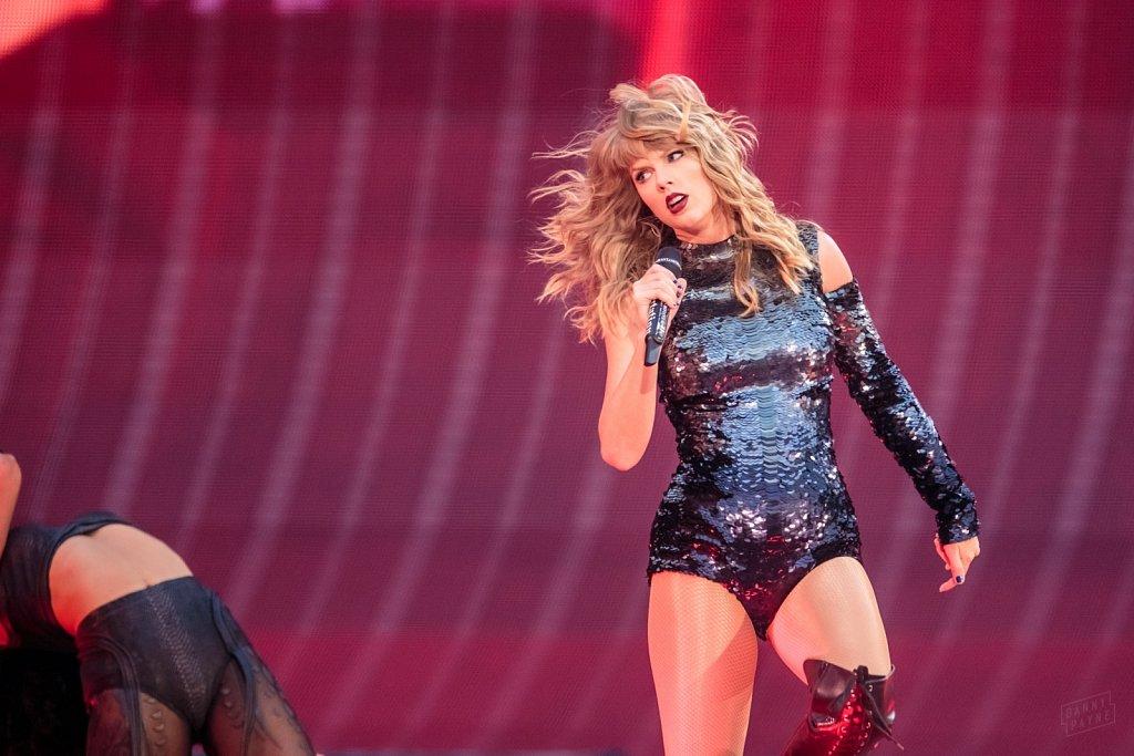 Taylor Swift @ Etihad Stadium, Jun 2018