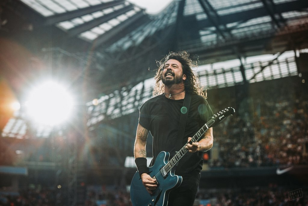 Foo Fighters @ Etihad Stadium, Jun 2018