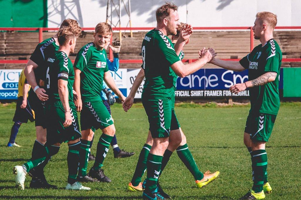 Steeton AFC vs Atherton Laburnum Rovers