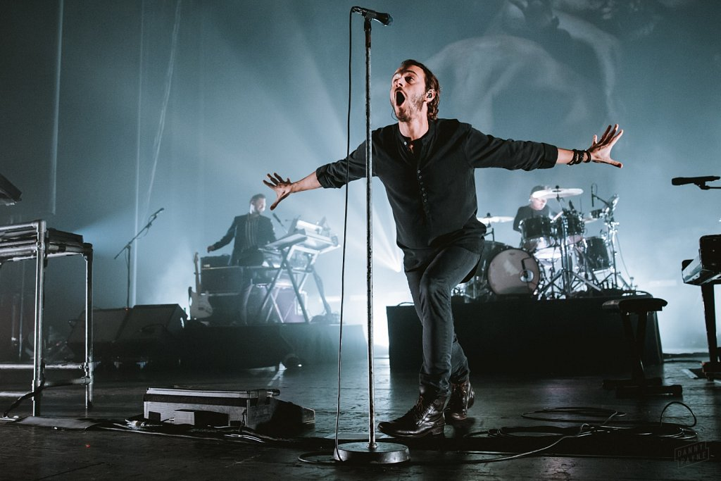 Editors @ Manchester Apollo, Oct 2018