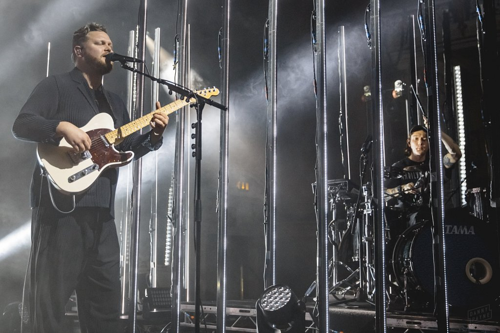 Alt-J @ Leeds Town Hall, Oct 2018