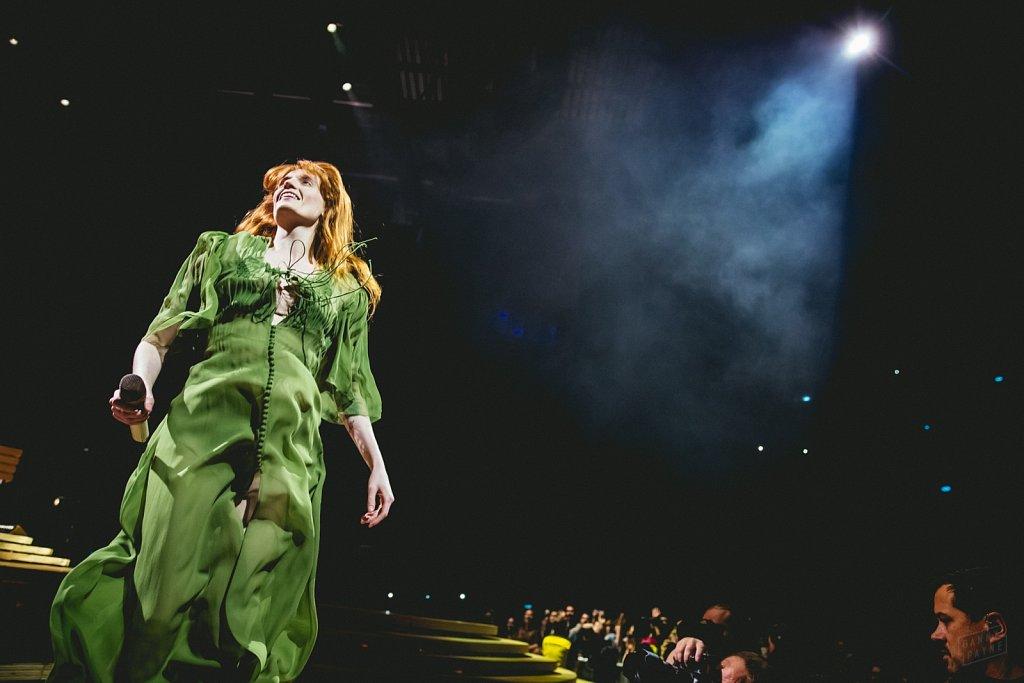Florence + The Machine @ Leeds Arena, Nov 2018