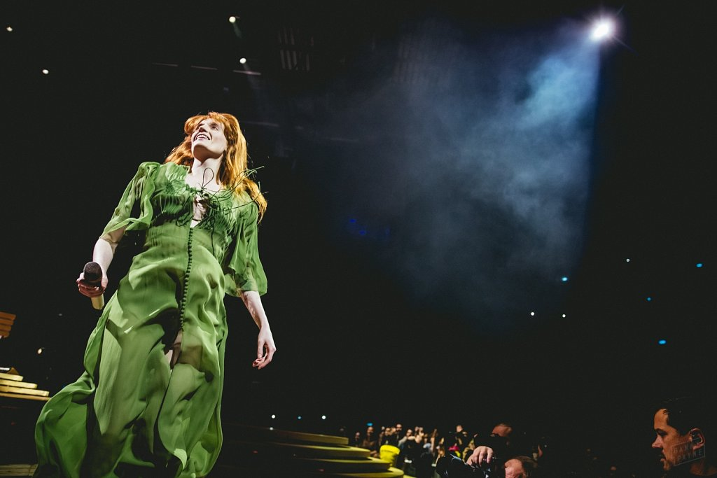 Florence + The Machine @ Leeds Arena, Nov 2018