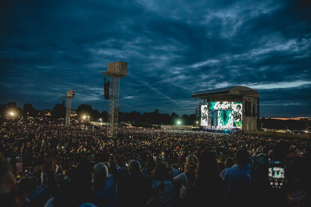 Rod Stewart @ York Racecourse, Jun 2019