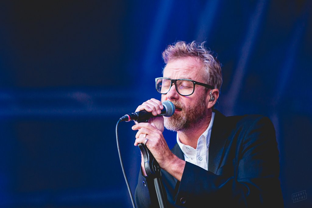 The National @ Manchester Castlefield Bowl, Jul 2019