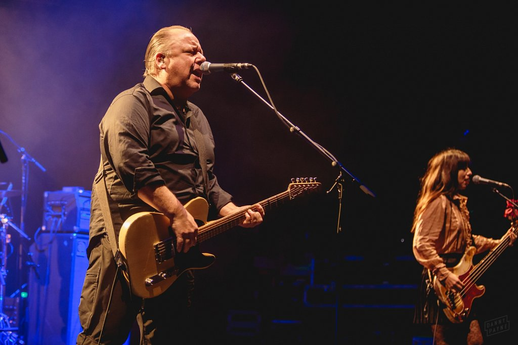 Pixies @ Manchester Apollo, Sep 2019