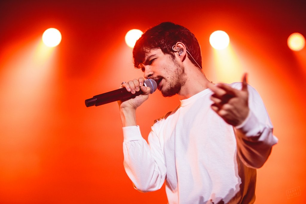 Rex Orange County @ Manchester Apollo, Nov 2019