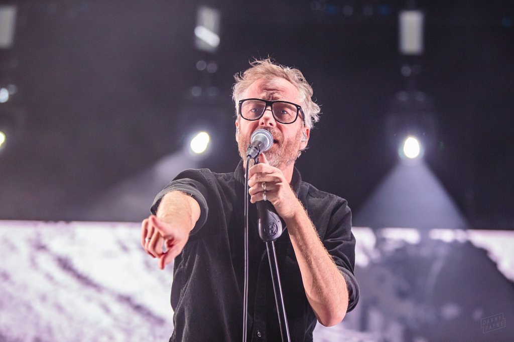 The National @ Leeds Arena, Dec 2019
