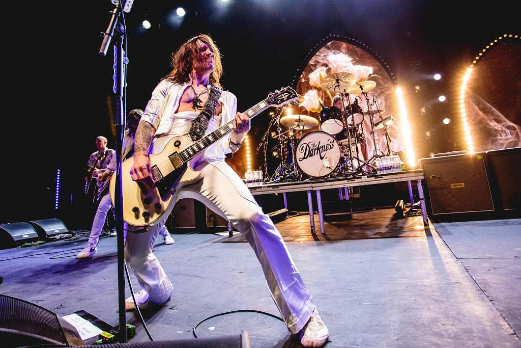 The Darkness @ York Barbican, Dec 2019