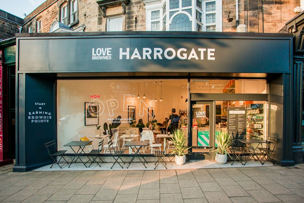 Love Brownies Harrogate