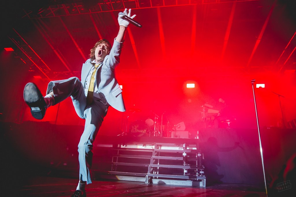 Cage The Elephant @ Manchester Victoria Warehouse, Feb 2020