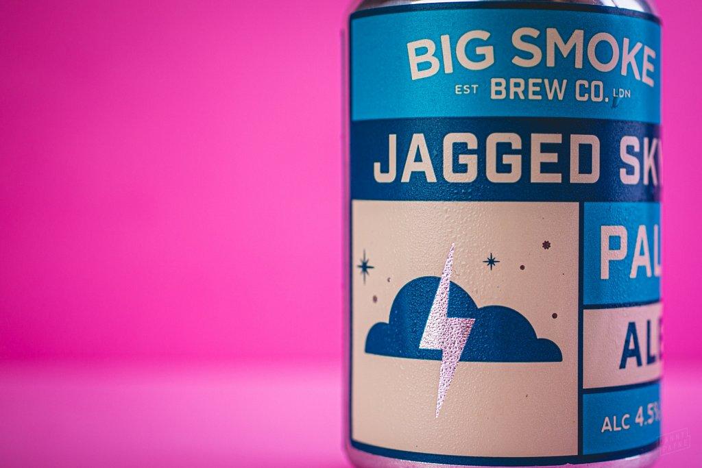 Big Smoke Brew Co Jagged Sky