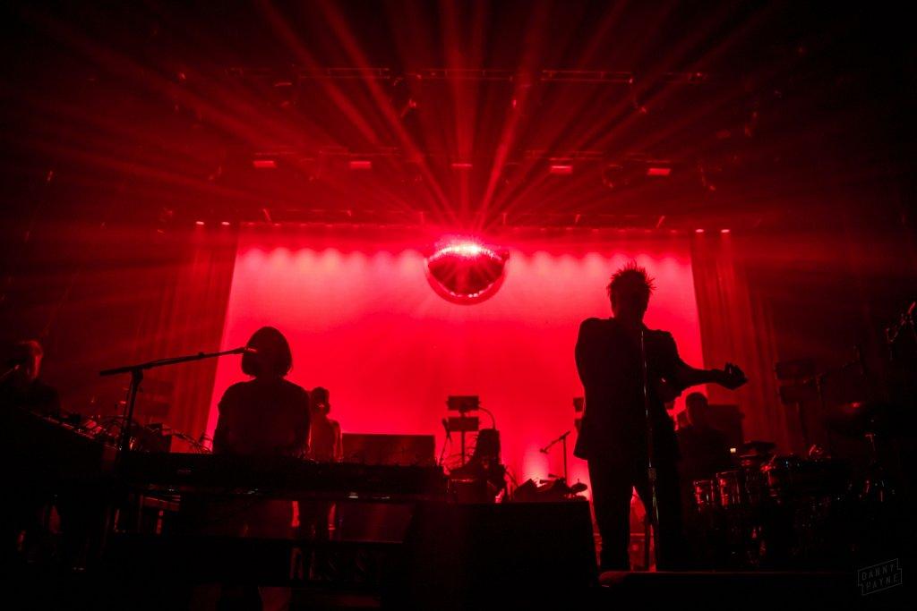 LCD Soundsystem - Nancy Whang & James Murphy