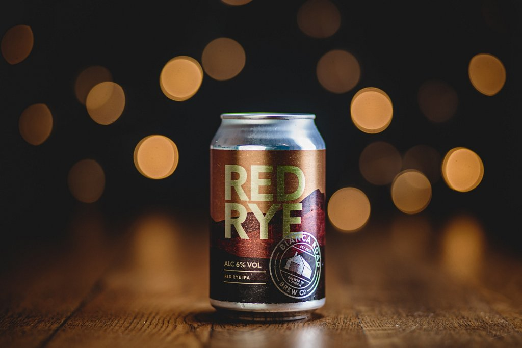 Bianca Road Brew Co Red Rye